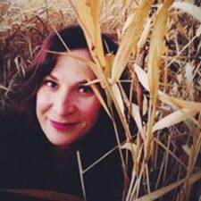 Hanne felhasználói profilja