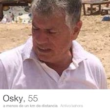 Perfil de usuario de Osky