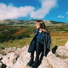 Silvia Brugerprofil