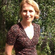 Pirjo User Profile