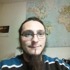 Mattias felhasználói profilja