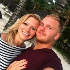 Profil utilisateur de Olya & Vitaly