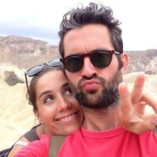 Monica & Valerio je domaćin.