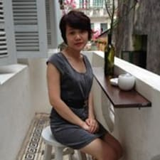 Perfil de usuario de Trần
