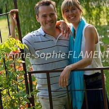 Profilo utente di Audrey & Philippe