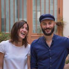 Fanny & Christophe è l'host.