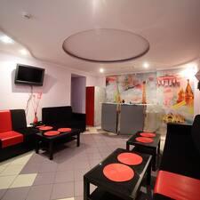Hostel VIVA Minsk User Profile