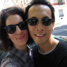 Nutzerprofil von Robyn And David
