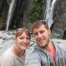 Amandine &  Mickaël的用户个人资料