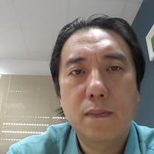 Mickaël User Profile