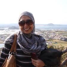 Shaniza User Profile