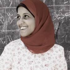 Profil utilisateur de Heba