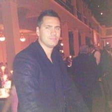 Goran felhasználói profilja