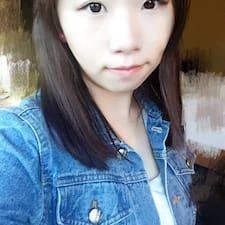 Perfil do utilizador de Wenyi