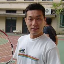 Reijiro felhasználói profilja