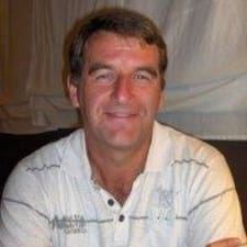 Hans felhasználói profilja