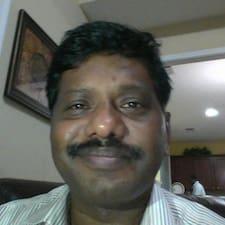 Profil utilisateur de Murali