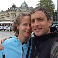 Liz & Stan - Uživatelský profil