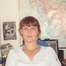 Dragana User Profile