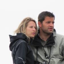 Nutzerprofil von Stéphanie & Jean-Baptiste