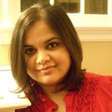 Profil utilisateur de Aditi