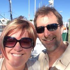 Profil utilisateur de Lucinda And Richard