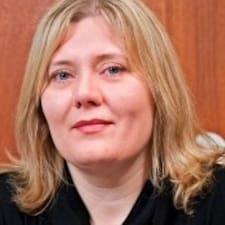 Profil utilisateur de Ragnhildur