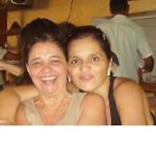 Liliana Y Fabiana ist der Gastgeber.