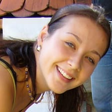 Kateřina felhasználói profilja