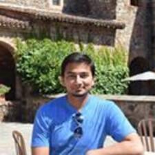 Profil Pengguna Manish