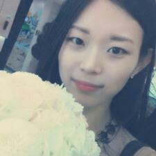 Profil utilisateur de Hye Kyoung