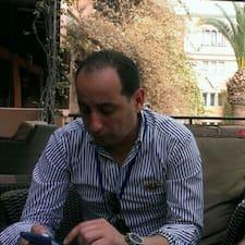 Khalid felhasználói profilja