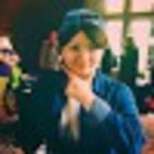 So Hee felhasználói profilja