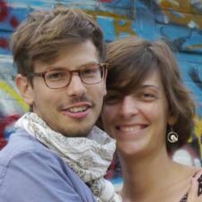 Sophie & Jérôme的用户个人资料