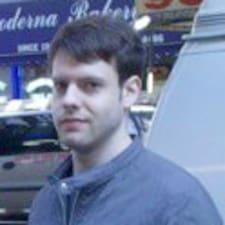 Profil utilisateur de Brooks