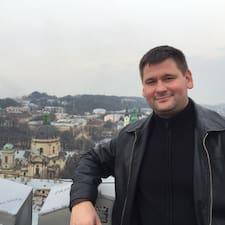 Henkilön Sergiy käyttäjäprofiili