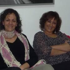 Leonor & Catina jest gospodarzem.