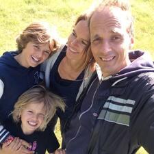 Maarten, Linde, Melle En Ilja
