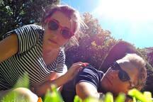 Agathe et Francois