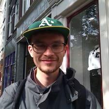 Reuben felhasználói profilja