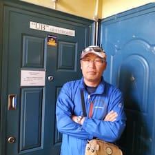 Heejong User Profile