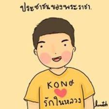 Profil utilisateur de Phassak