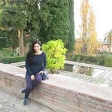 Profil utilisateur de Anyela