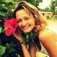 Profil utilisateur de Maud-Andréa