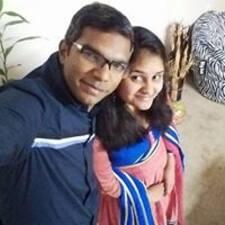 Profil utilisateur de Jyothsna
