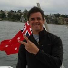 Jose Roberto felhasználói profilja