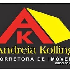 Andréia è un Superhost.