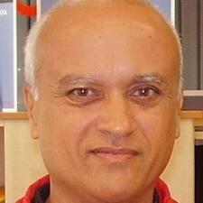 Kshitish User Profile