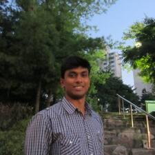 Profil utilisateur de Ravi Kiran