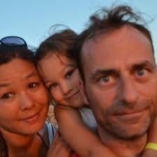 Profil Pengguna Felix & Nicole